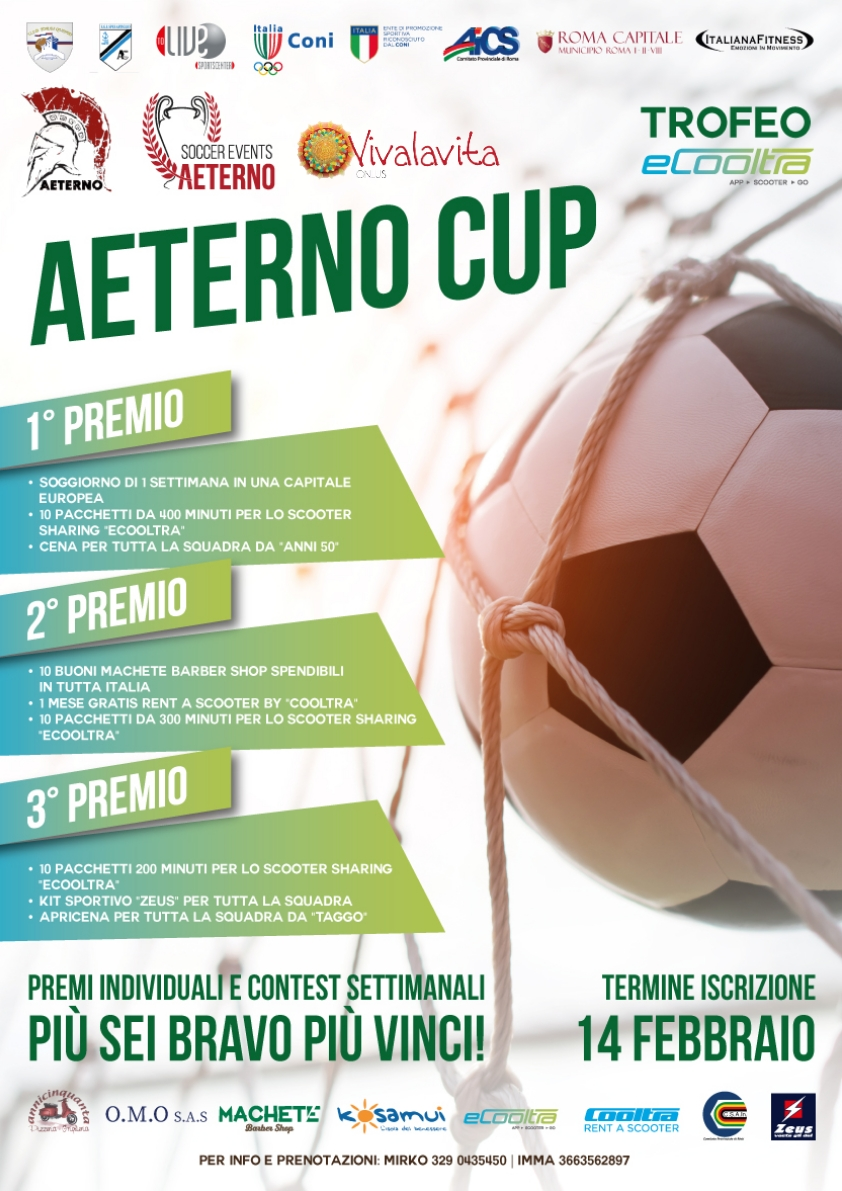 Aeterno cup
